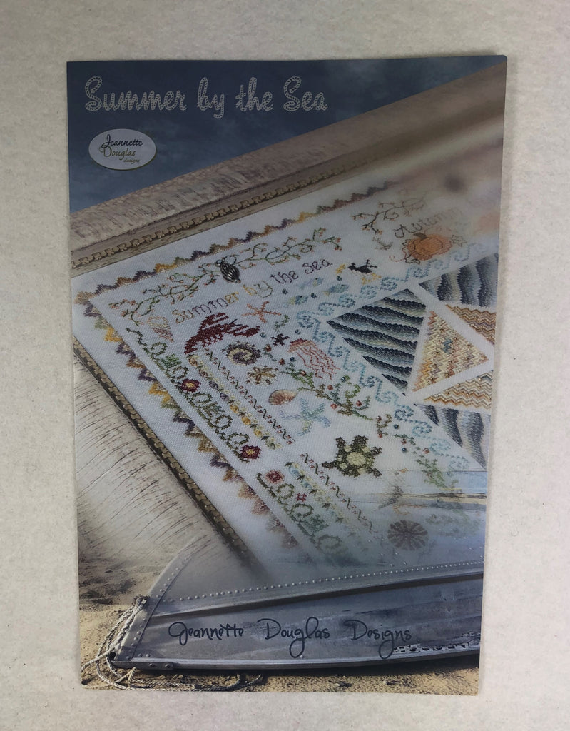 Jeannette Douglas Designs JD192 Summer by the Sea