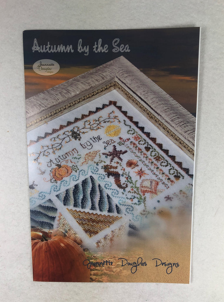 Jeannette Douglas Designs JD193 Autumn by the Sea