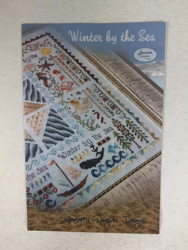 Jeannette Douglas Designs JD194 Winter by the Sea