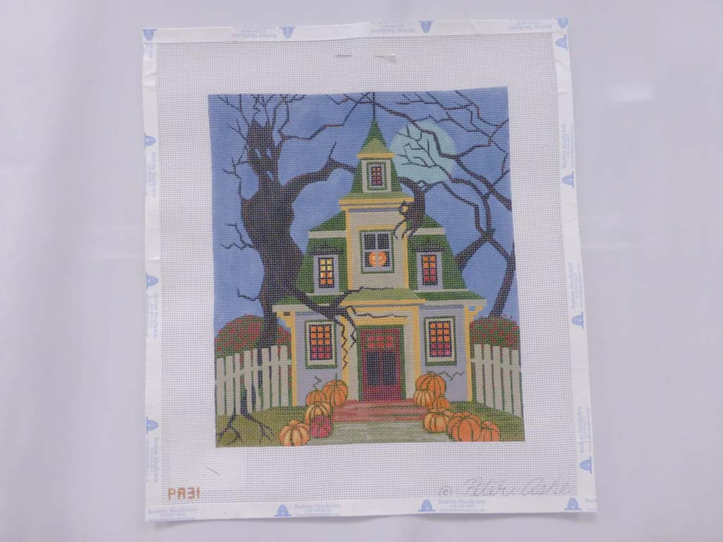 Julia's Needlework PA31 All Hallow's Eve