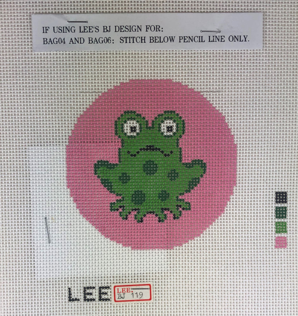 Lee's Needle Arts BJ119 Frog