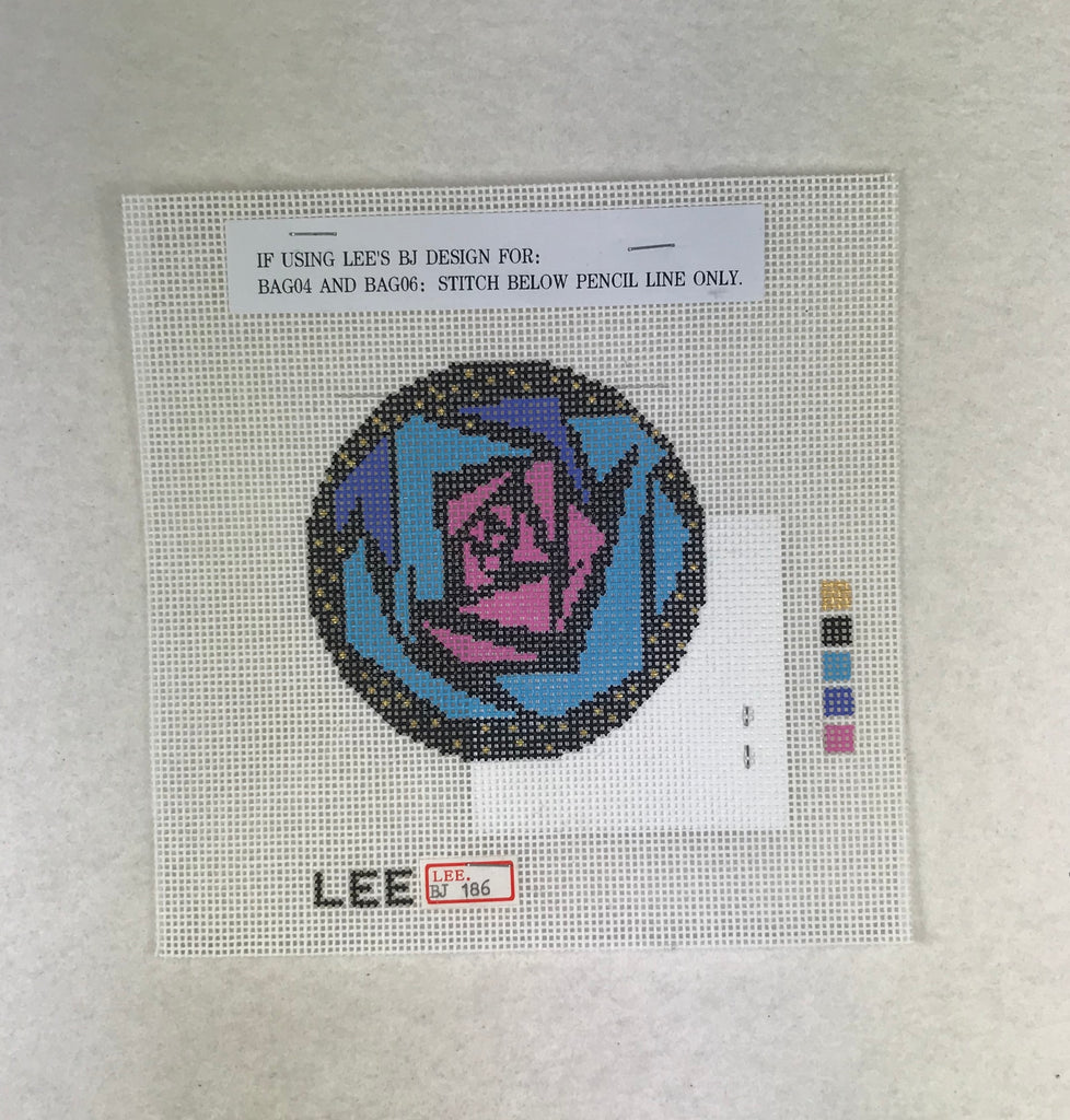 Lee's Needle Arts BJ186 Modern Rose