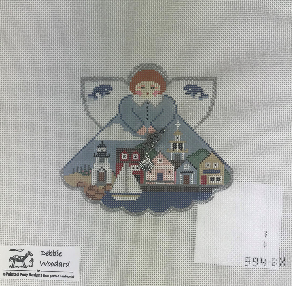 Painted Pony Designs 994-BX Nantucket Angel
