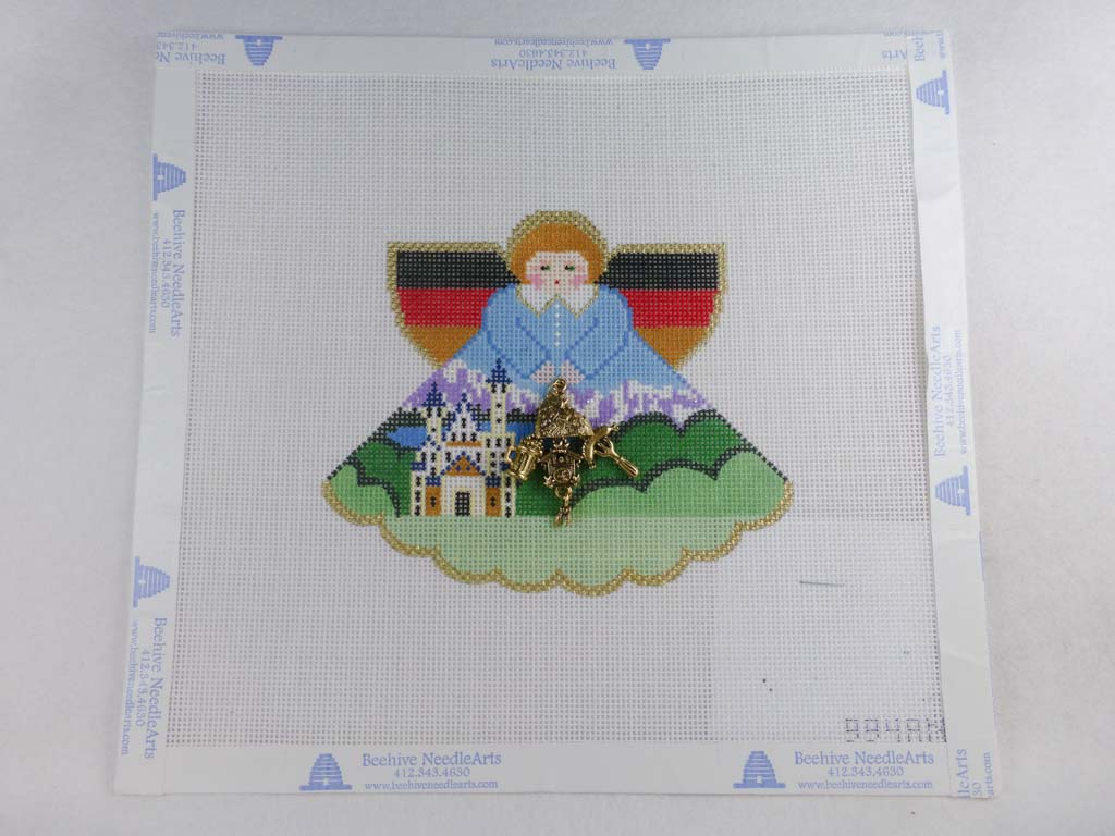 Painted Pony Designs 994AN Germany Angel