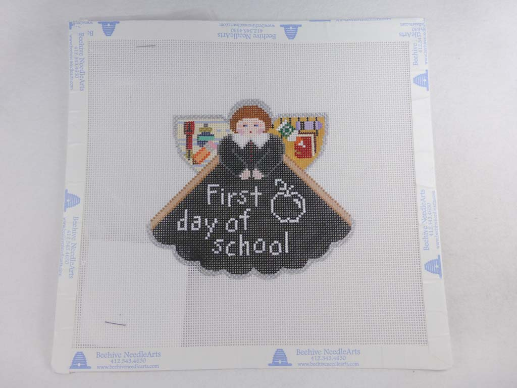 Painted Pony Designs 996DL First Day of School Angel