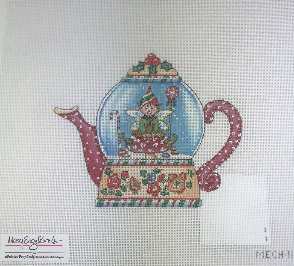 Painted Pony Designs ME CH11 Teapot