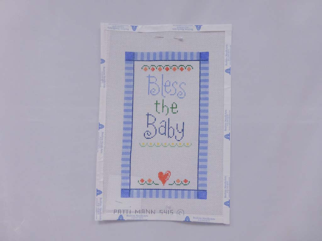 Patti Mann Designs 5415-LK Bless the Baby