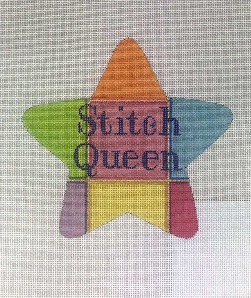 Raymond Crawford HO-1699 Stitch Queen Star