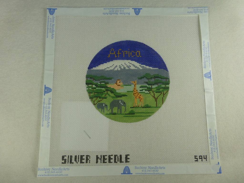 Silver Needle 594 Africa