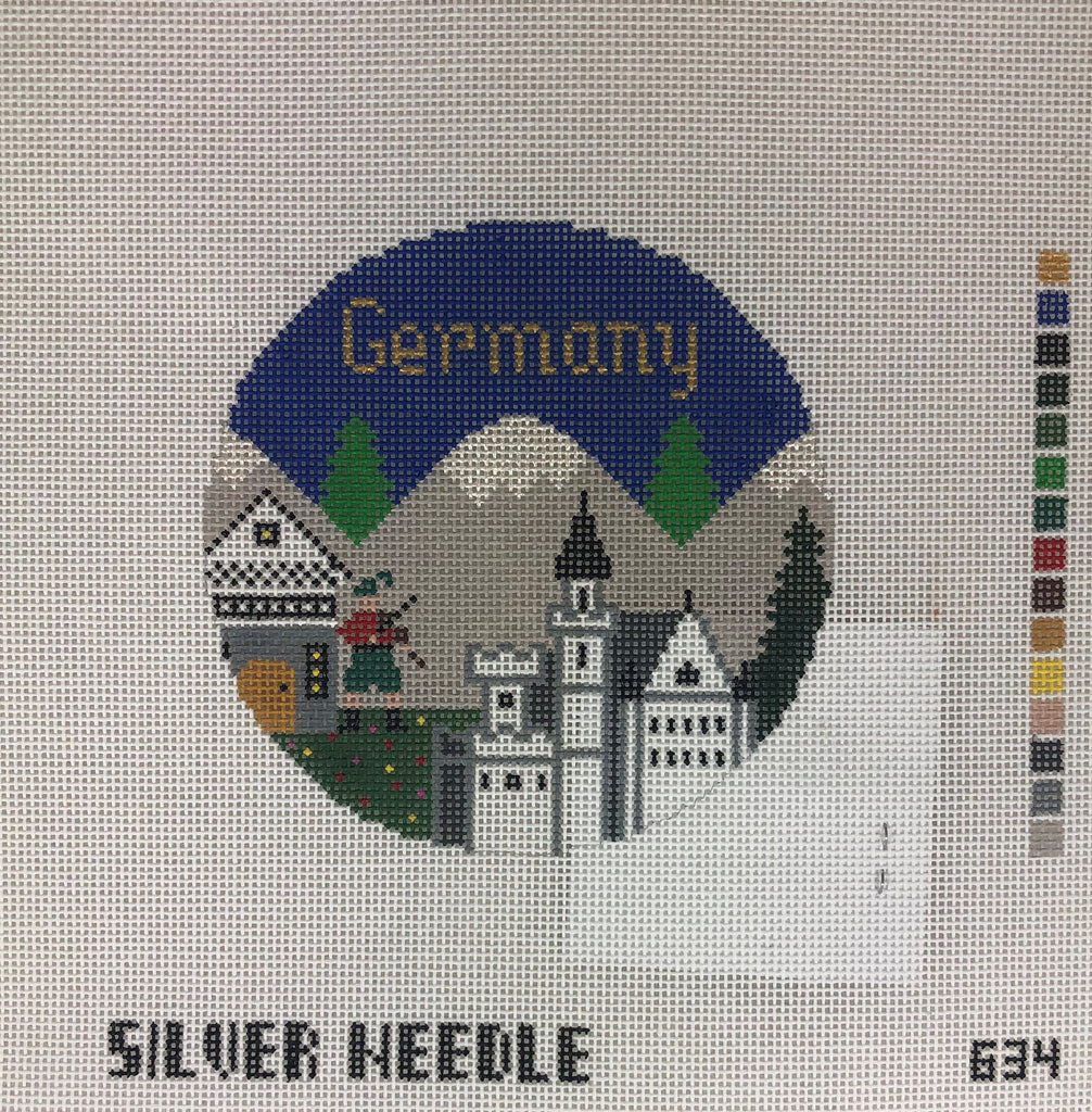 Silver Needle 634 Germany