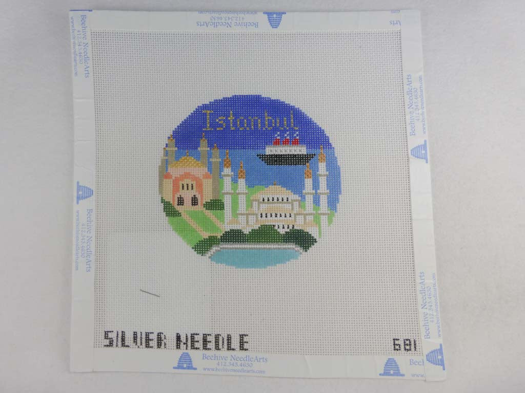 Silver Needle 681 Istanbul