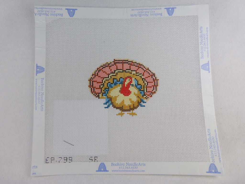 Susan Roberts Needlepoint Design EP0799 Turkey