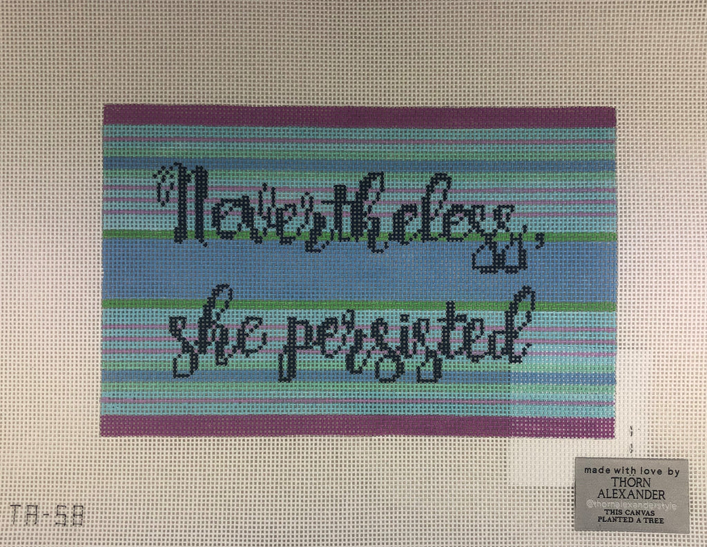 Thorn Alexander TA58 Nevertheless She Persisted