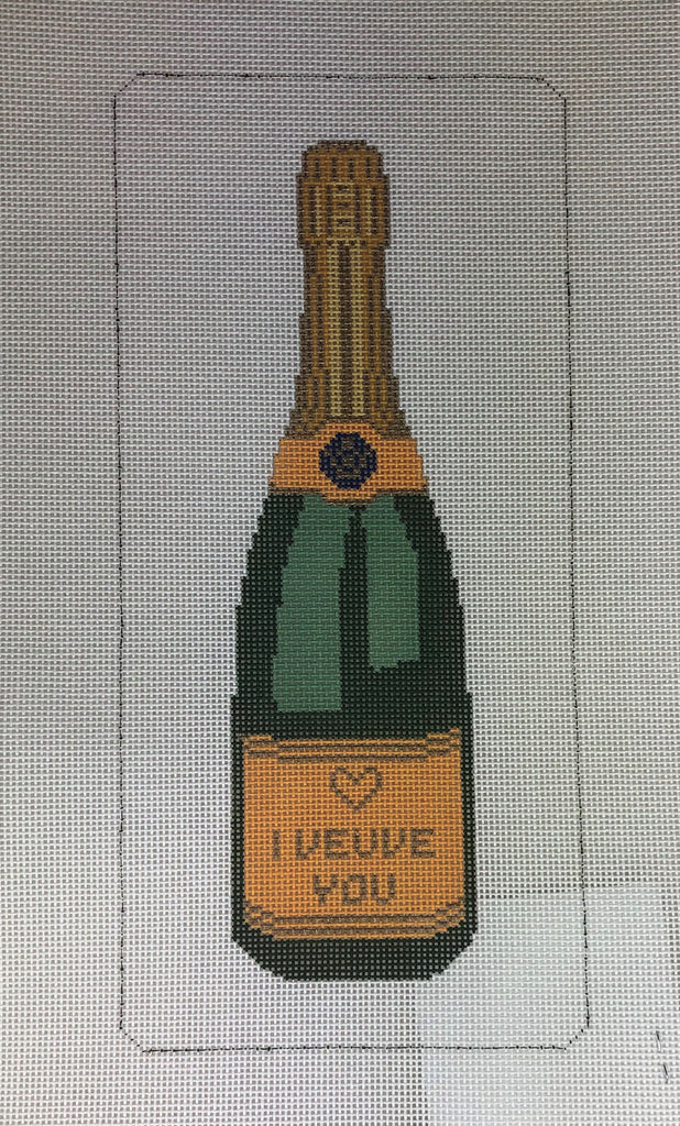 Thorn Alexander TA 176 I Veuve You Bottle