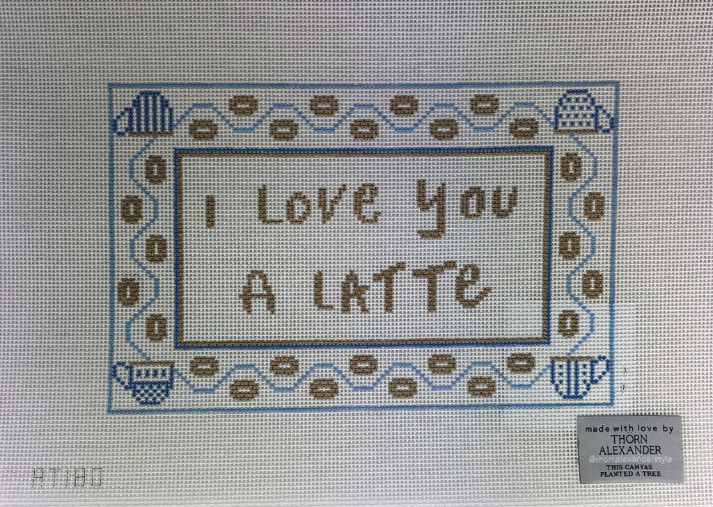 Thorn Alexander TA 180 I Love You A Latte