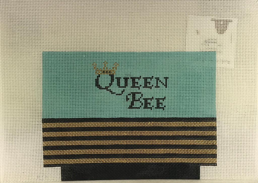 Kimberly Ann Needlepoint MB 10 Queen Bee