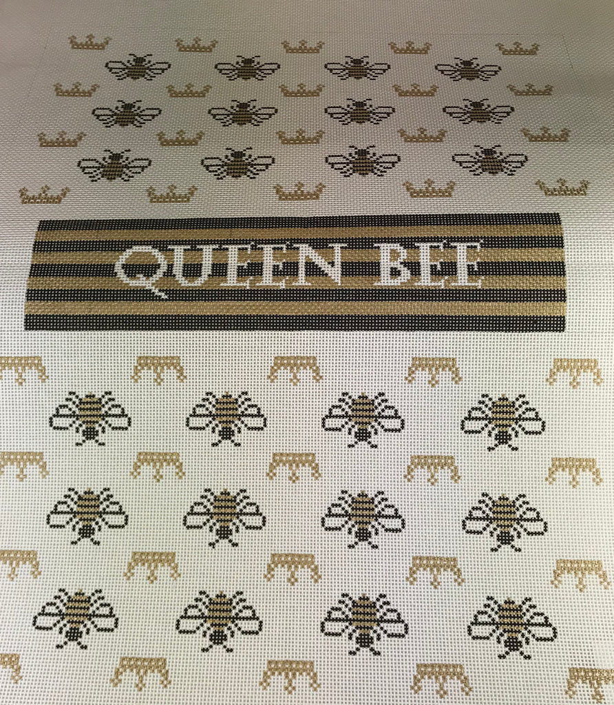 Kimberly Ann Needlepoint TB 10 Queen Bee
