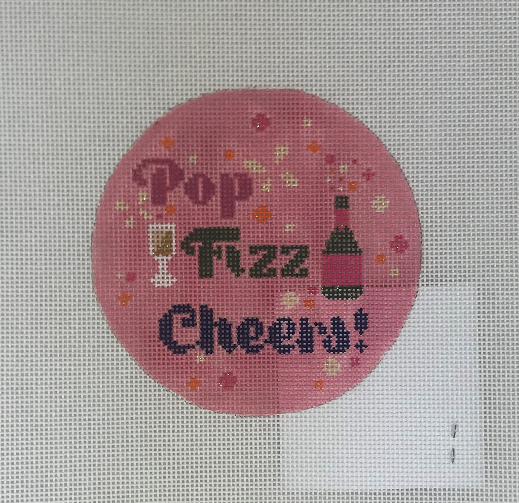 Burnett & Bradley 334 Greetings Rounds - Pop, Frizz, Cheers
