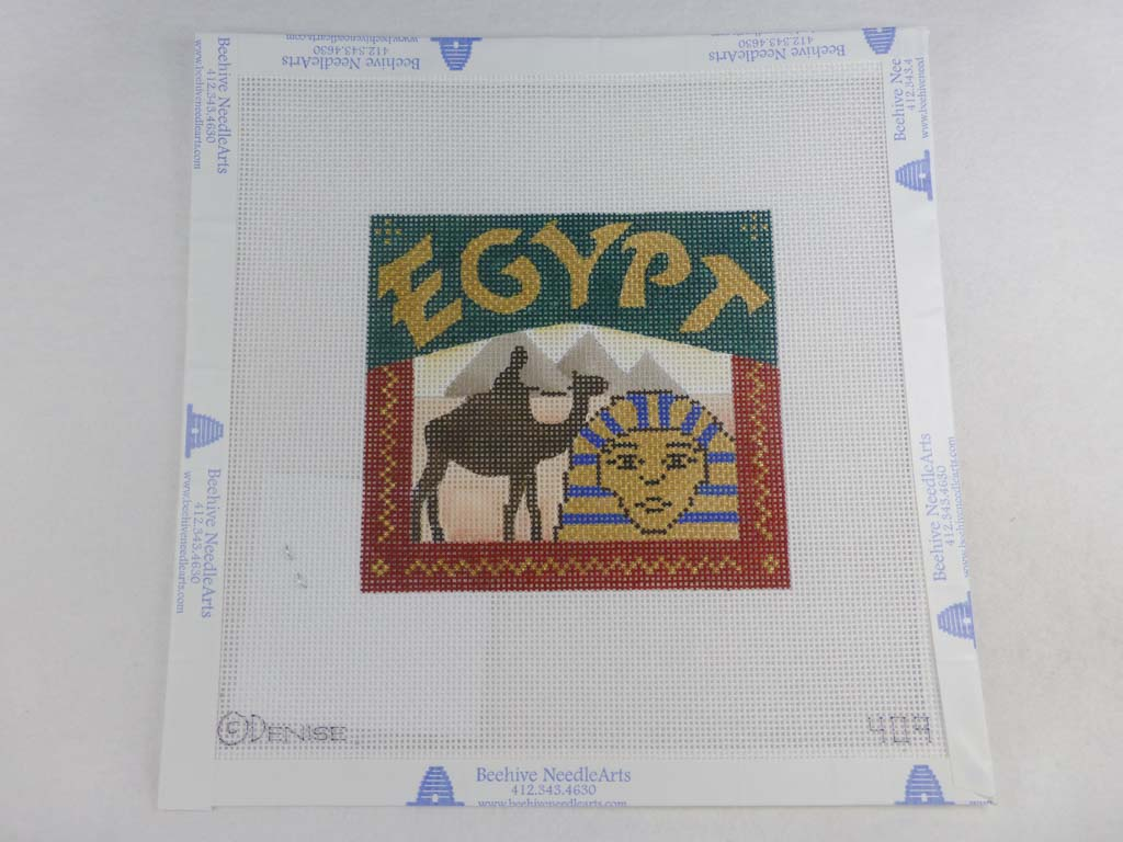 Denise DeRusha Designs 409 Egypt