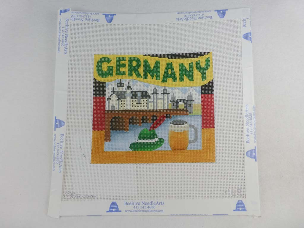 Denise DeRusha Designs 428 Germany