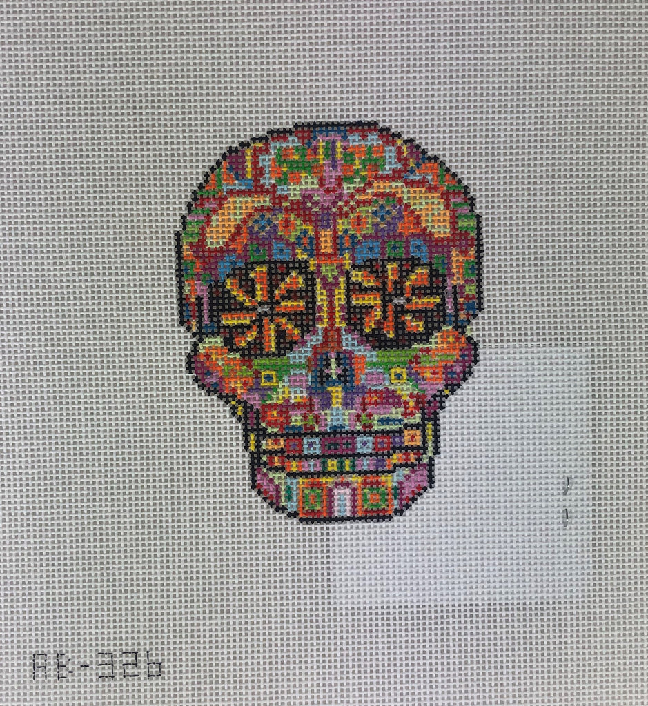 A. Bradley AB-326 Day of the Dead Skull