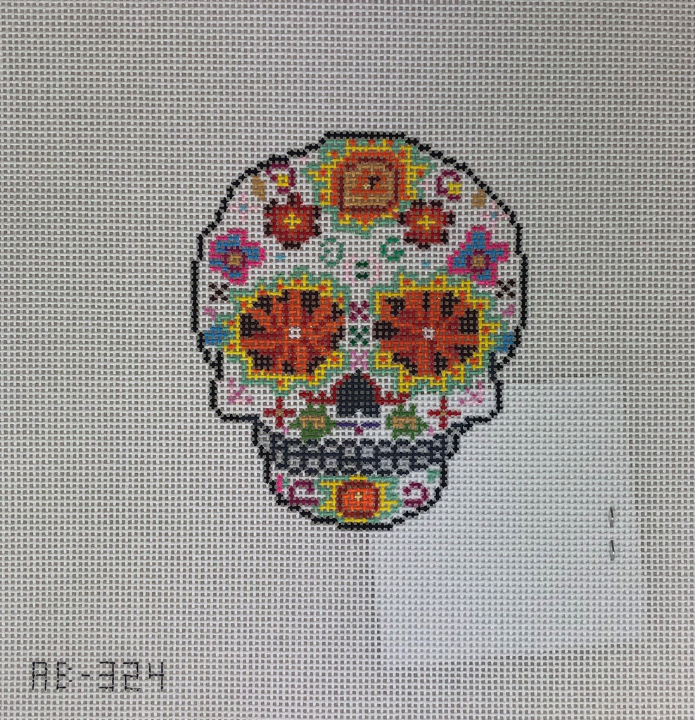 A. Bradley AB-324 Day of the Dead Skull