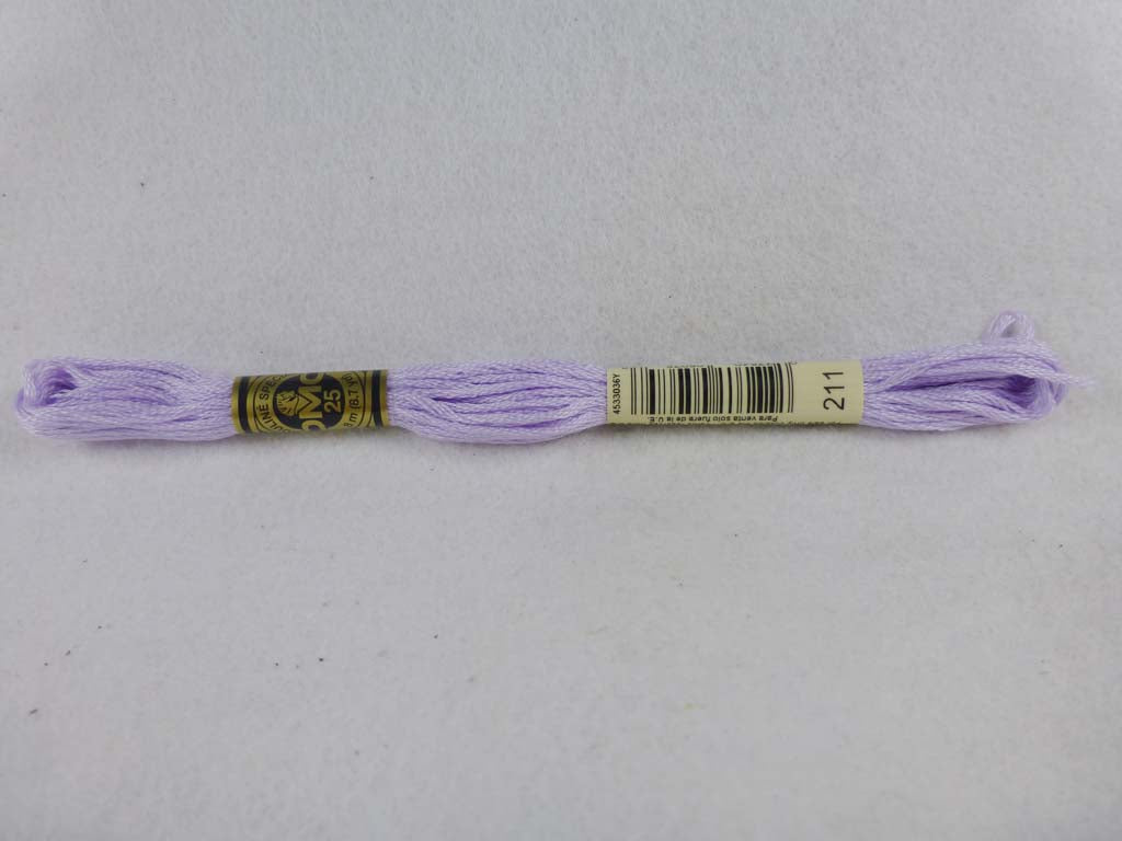 DMC Floss 211 Light Lavender by DMC From Beehive Needle Arts