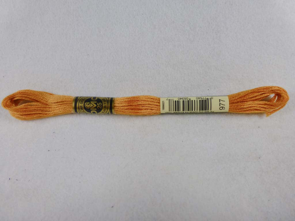 DMC Floss 977 Light Golden Brown by DMC From Beehive Needle Arts