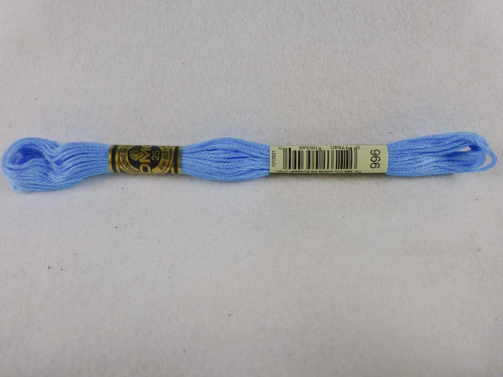 DMC Floss 996 Medium Electric Blue by DMC From Beehive Needle Arts