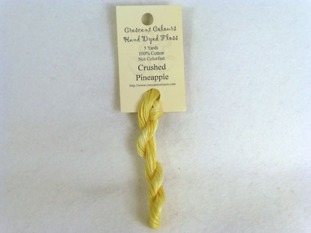 Classic Colorworks 052 Crushed Pineapple