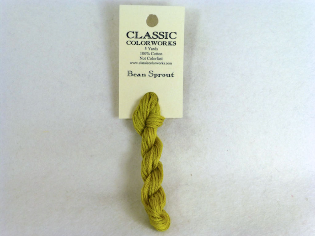 Classic Colorworks 184 Bean Sprout