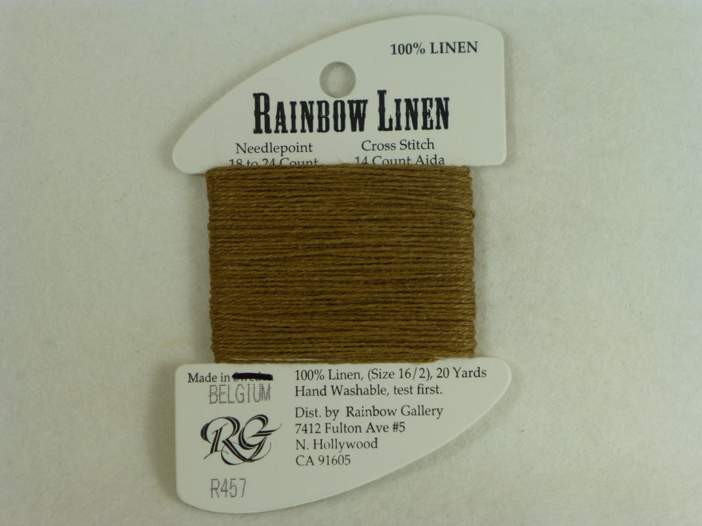 Rainbow Linen R457 Brown