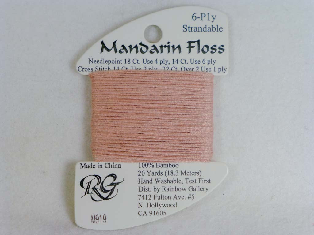 Mandarin Floss M919 Honey Bronze