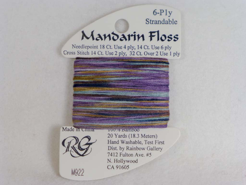 Mandarin Floss M922 Twilight