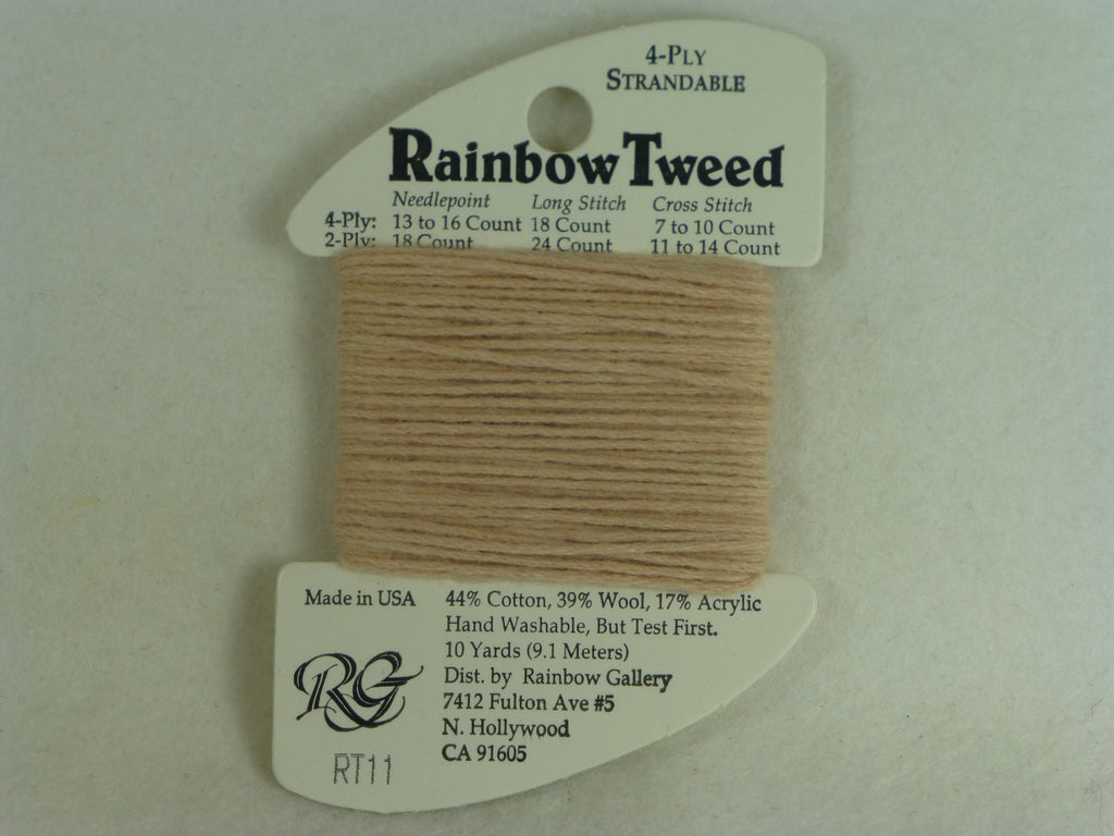 Rainbow Tweed RT11 Tan