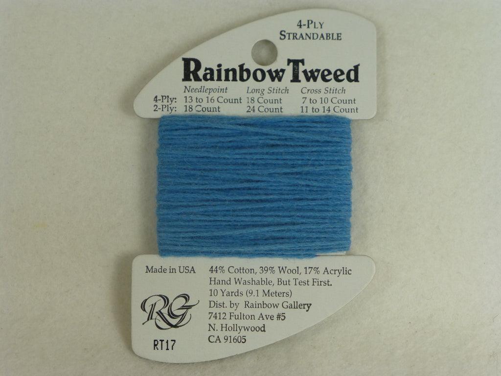 Rainbow Tweed RT17 Blue