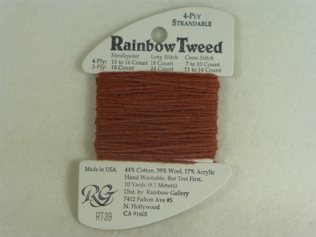 Rainbow Tweed RT39 Pumpkin