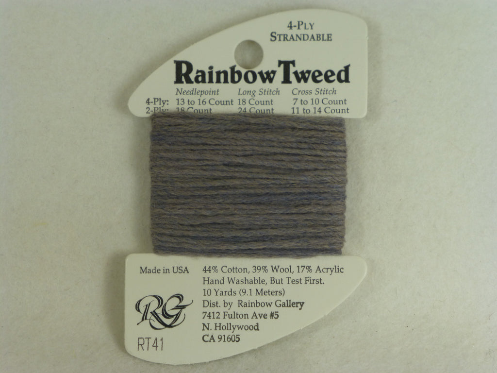 Rainbow Tweed RT41 Gray