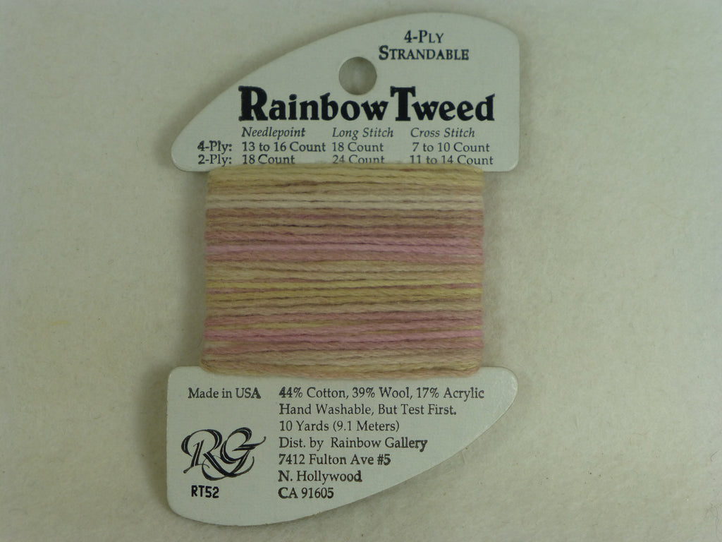 Rainbow Tweed RT52 Cameo
