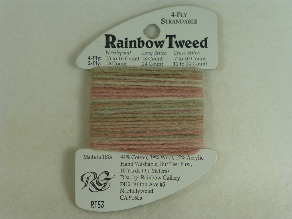 Rainbow Tweed RT53 Painted Sand