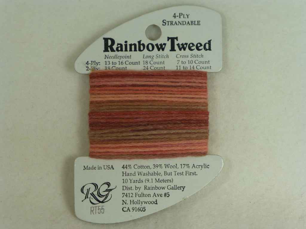 Rainbow Tweed RT55 Paprika
