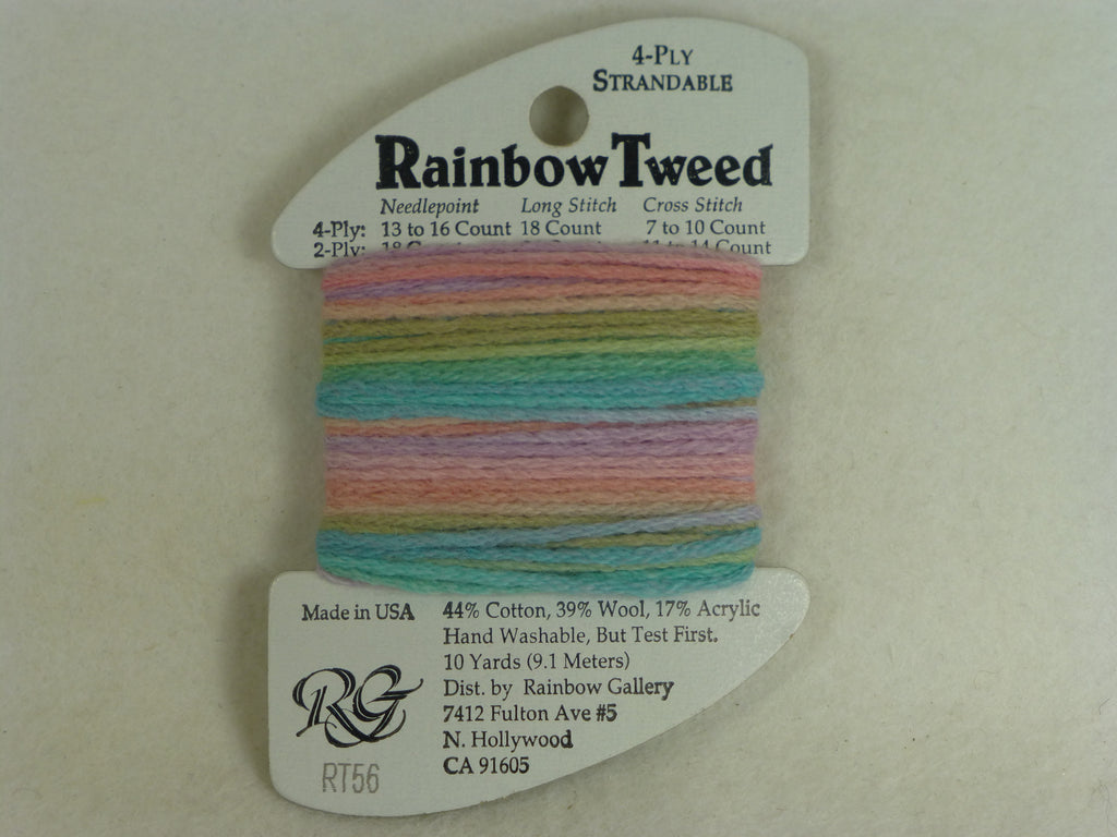 Rainbow Tweed RT56 Sorbet