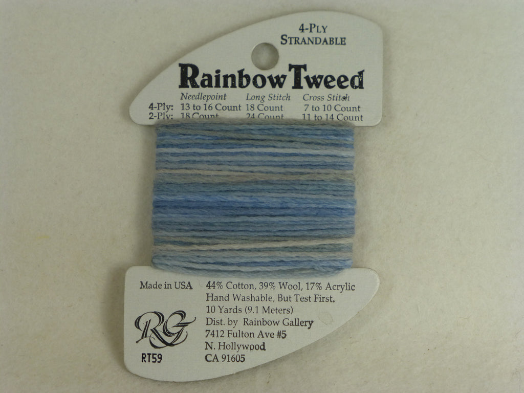 Rainbow Tweed RT59 Winter Sky