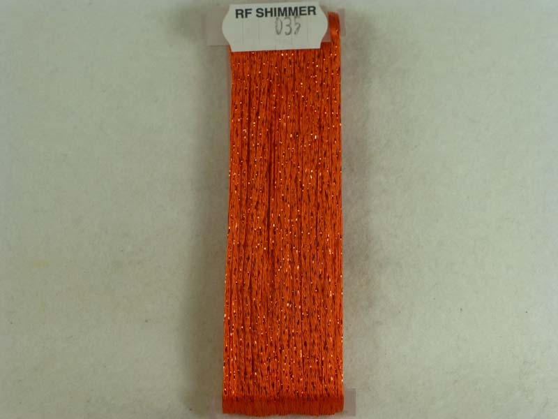 Shimmer Blend 035 Orange/Red