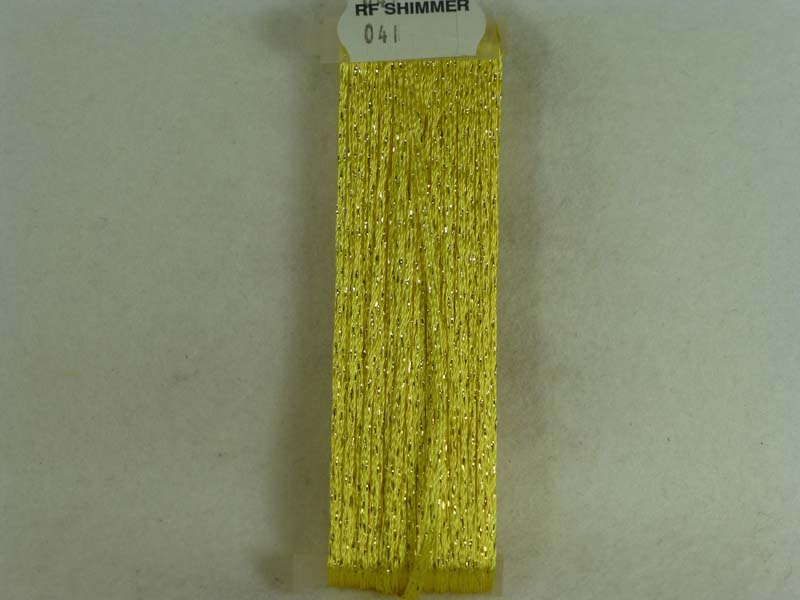 Shimmer Blend 041 Lemon Yellow/Yellow