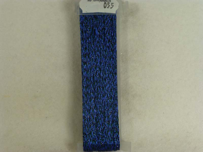 Shimmer Blend 055 Dark Blue/Black