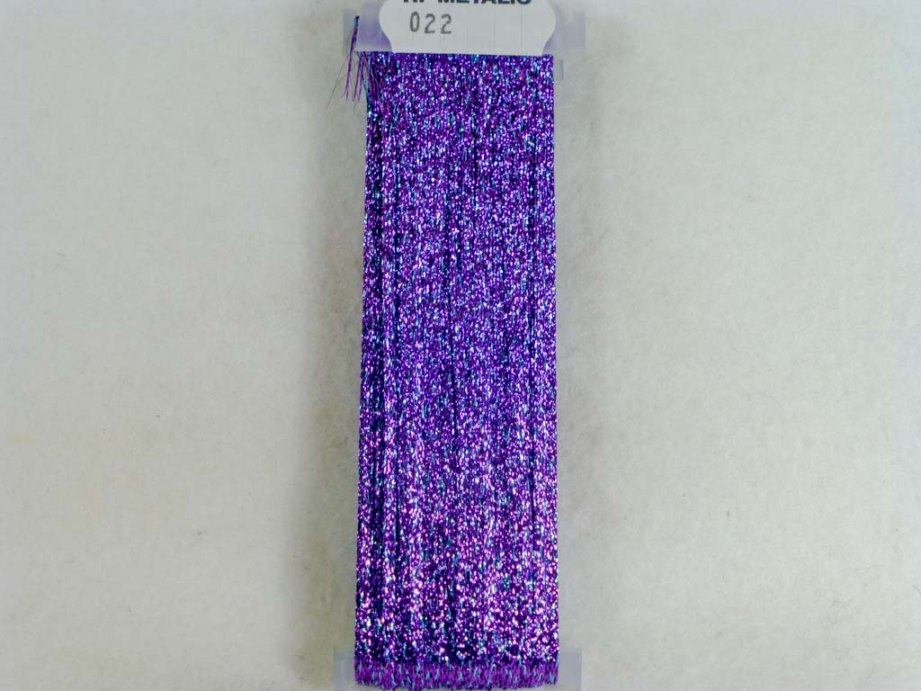 Metallic 022 Lavender by YLI From Beehive Needle Arts