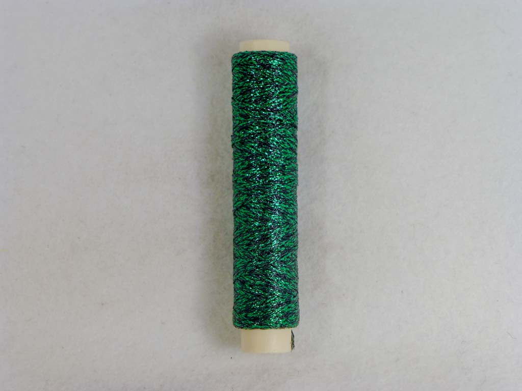Metallic 023 Dark Green by YLI From Beehive Needle Arts