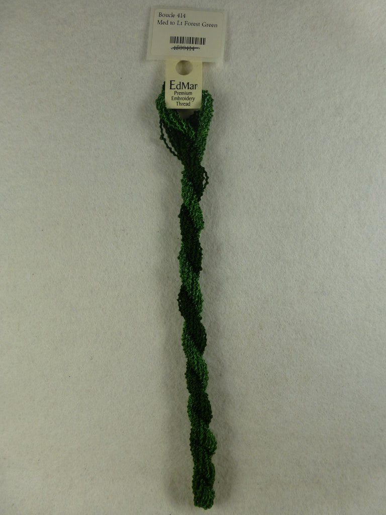 Boucle 414 Med to Lt Forest Green