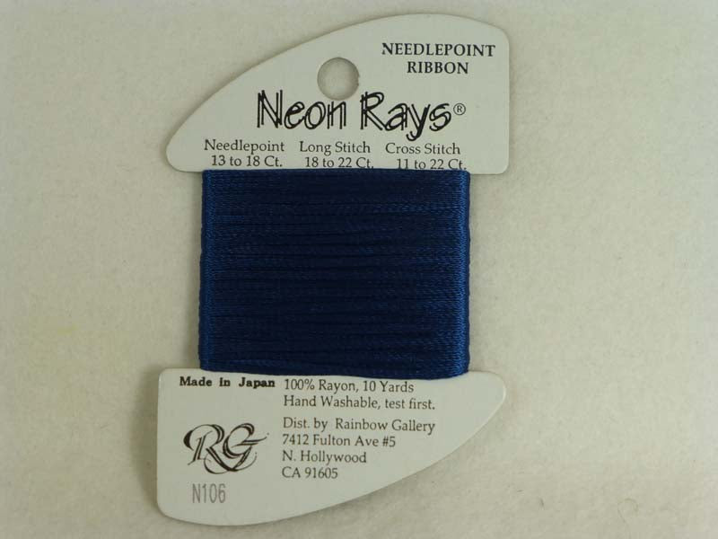 Neon Rays N106 Federal Blue